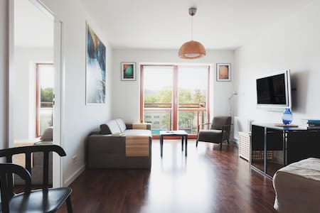 Apartment with underground garage - 格但斯克(Gdańsk) - 公寓