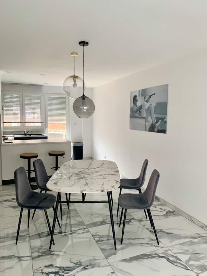 Appartement situé au centre de Dunkerque