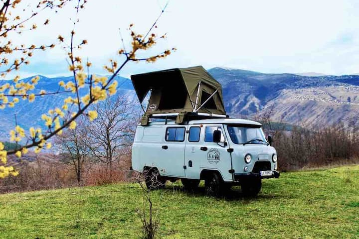 Campervan rental in style - Tbilisi
