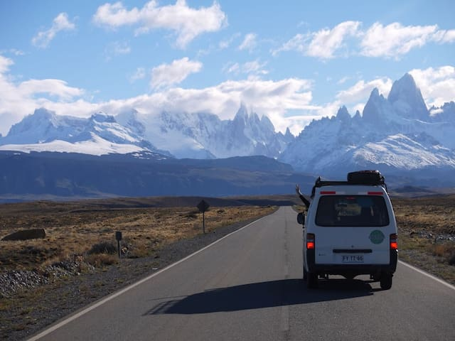 ☆ Discover Chile on a Campervan!