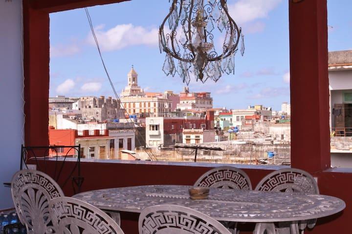Apt. 5 HavanaRooms Old havana