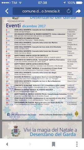 Eventi Dicembre