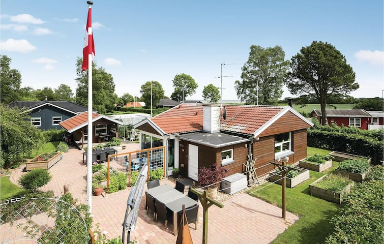 Holiday cottage with 3 bedrooms on 100m² in Haderslev
