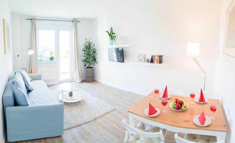 Wunderschöne Helle Wohnung Mit Seeblick