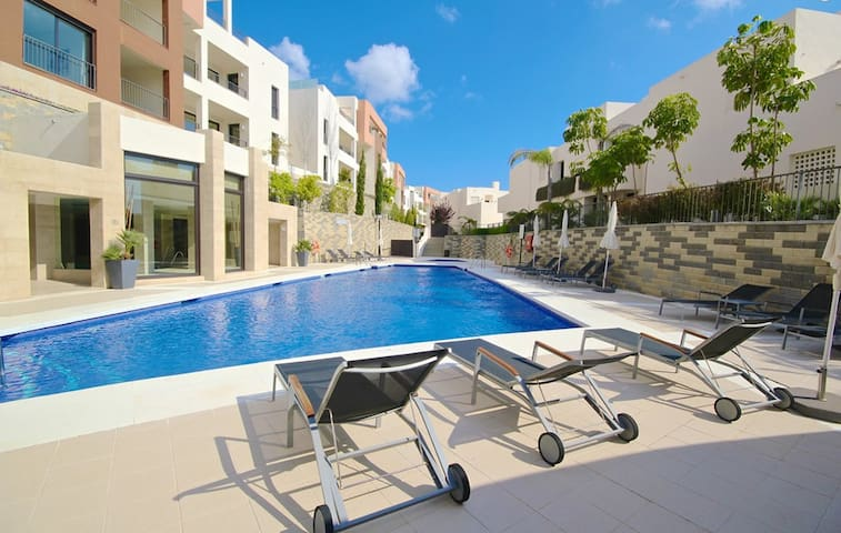 PENTHOUSE MARBELLA FULL FURNISHED - Marbella - Daire