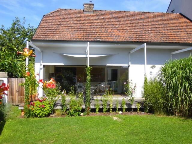 Herzlich Willkommen in Kirchberg am Wagram!