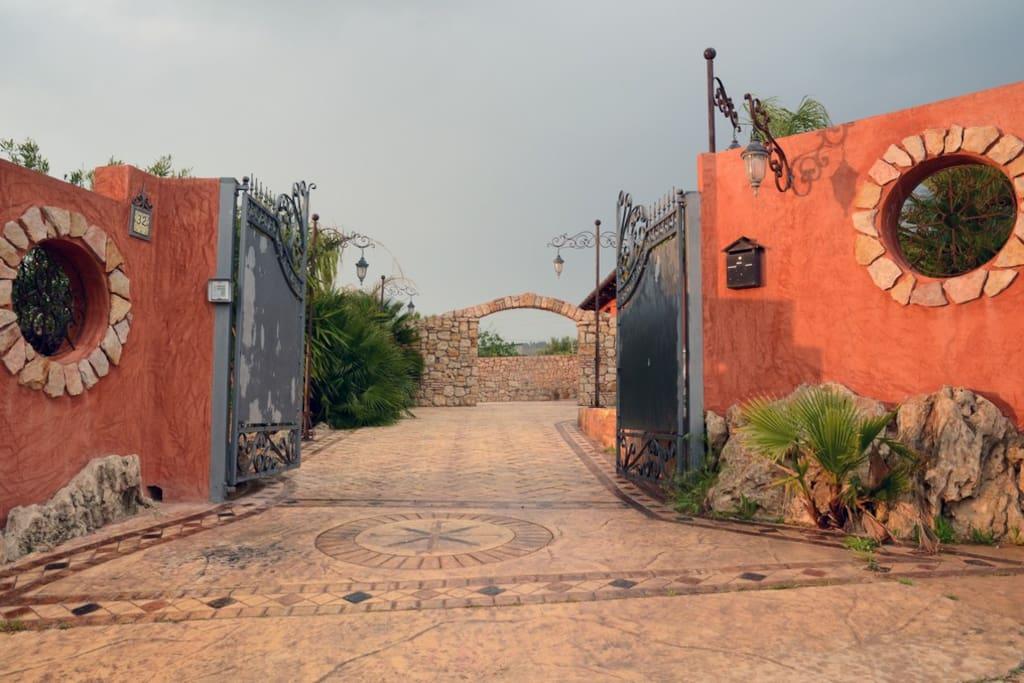 Accesso esterno