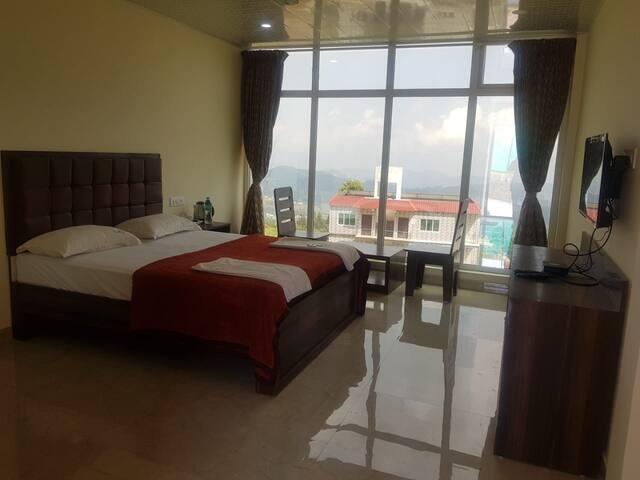 1 Bedroom Studio - Panoramic View - Long Stay
