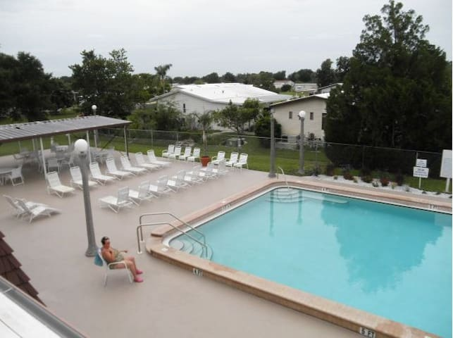 Pet Friendly Mobile Home in beautiful SW Florida - North Port - Άλλο