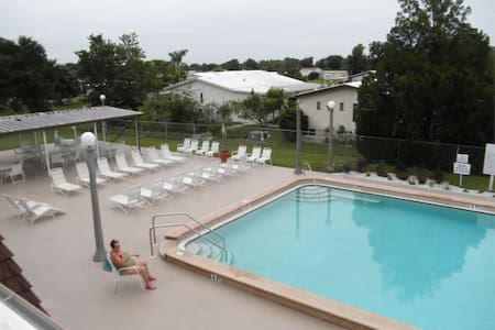 Pet Friendly Mobile Home in beautiful SW Florida - North Port - Outros