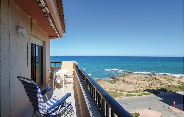 Beautiful home in La Mata with 1 Bedrooms