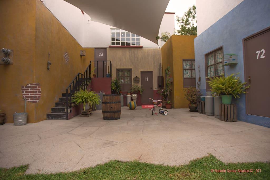 La Vecindad de El Chavo Del Ocho