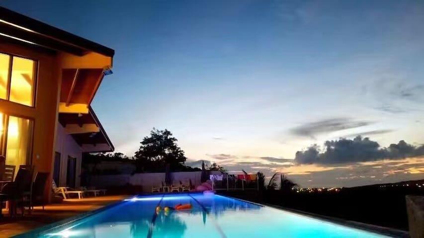 #Sea Fun: entire tenancy#sea view villa