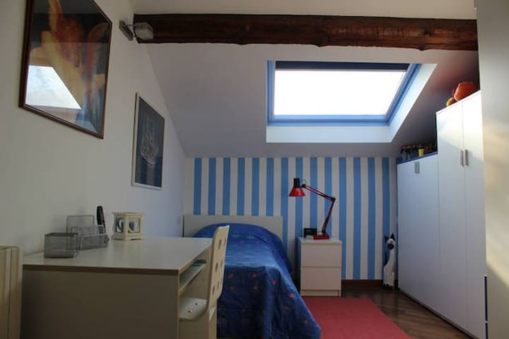 Quiet bedroom near Lodi city centre - Lodi - Vila