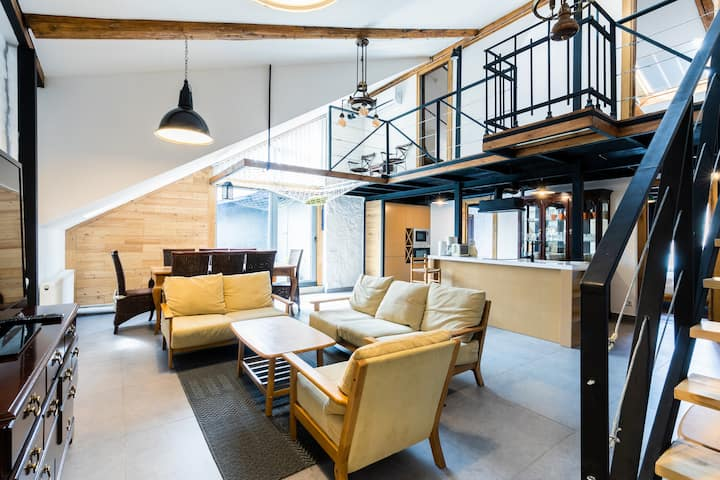 Nini's Lofts - #1 at Melikishvili Street