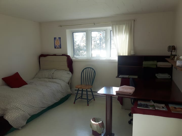 Single room in Tracadie-by the river