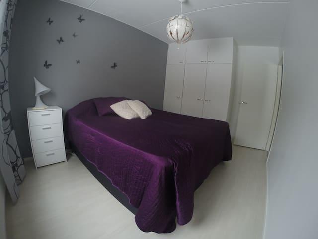 Nice 2room+kitchen and balcony apt
