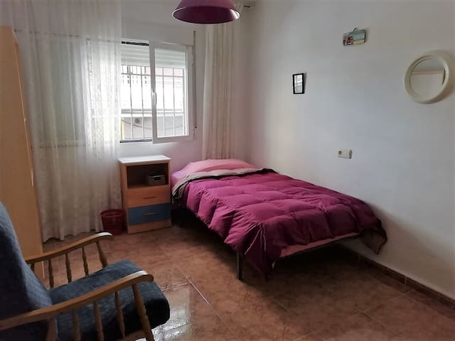 Private  room near Plaza de Toros