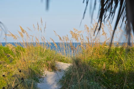 Elegant Cabana - Neptune Beach