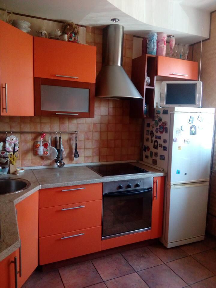 Сдается уютная квартира в г. Korolyov  у станции
