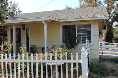Charming Cottage in Country Setting - Oroville