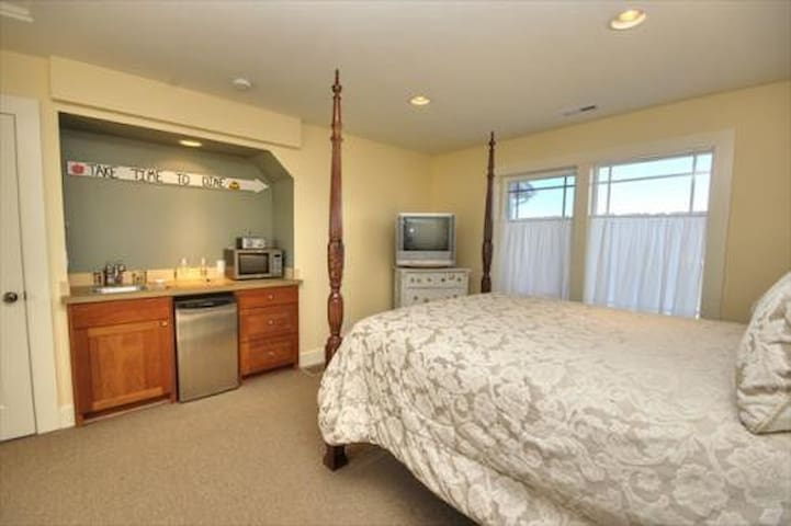 Romantic Beach Studio - Gearhart - Apartment