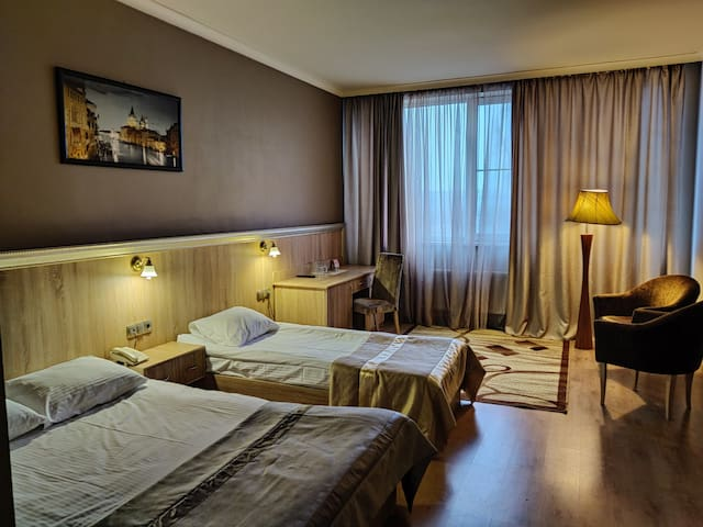 Дизайн-Отель в Орлово рядом с конным клубом
