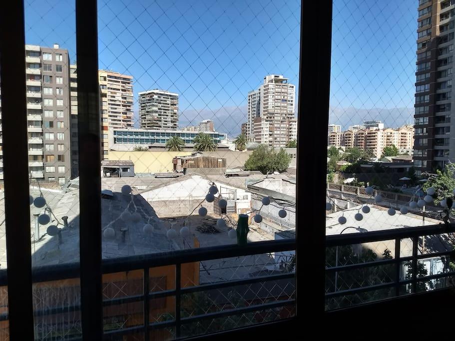Vista - View from Balcony