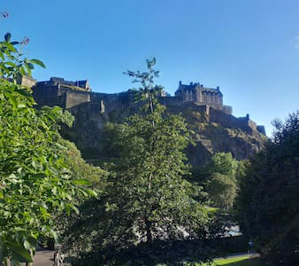 Apartment close to city centre and attractions - Edinburgh