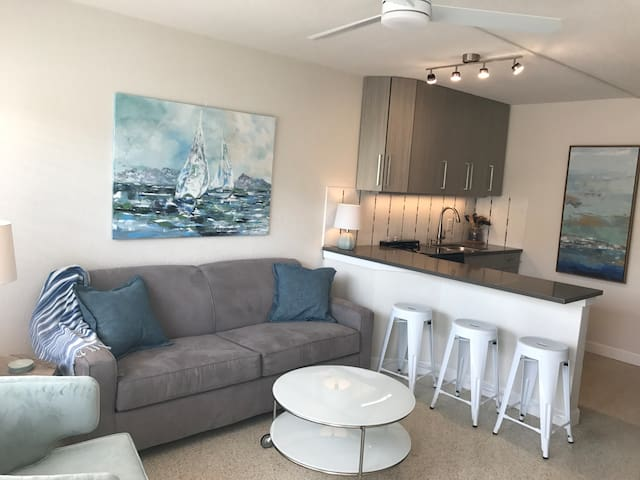 Beautiful 1BR APT in Cocoa Beach!!! - Cocoa Beach - Appartement