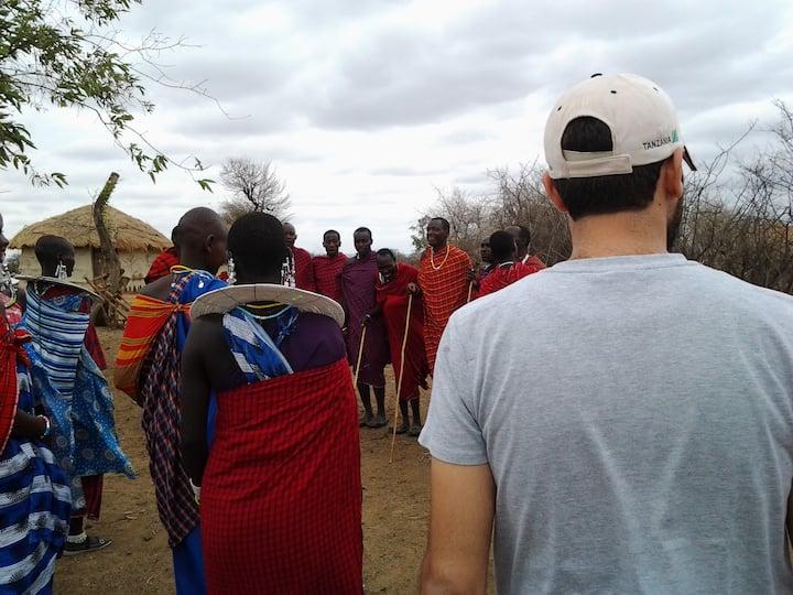 Help Teaching in Tanzania