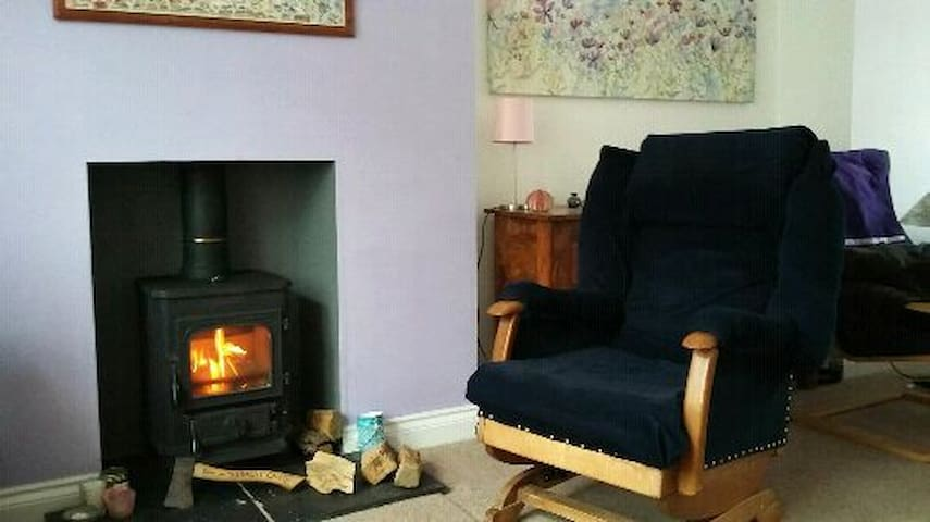 Kendal Cumbria Double room and private bathroom
