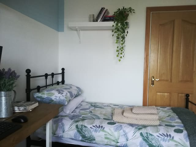 Single bedroom in Shared House - Newtownabbey
