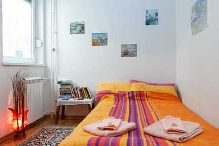 Super cosy room in city center - Belgrad - Daire