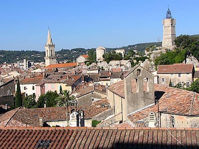 vue de Draguignan