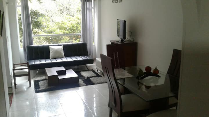 Apartamento Departamento amoblado norte de Bogota