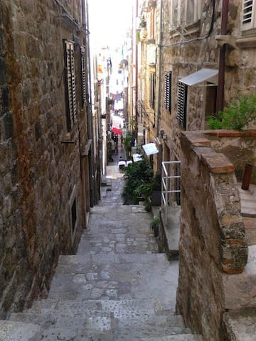 Old town Dubrovnik no2 - Dubrovnik - Bed & Breakfast