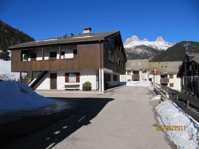 Splendida settimana di sci/Ski week - Alba-penia