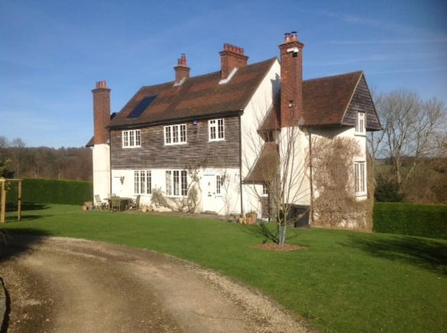 Oast Cottage - Heron's Ghyll - Ev