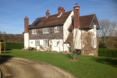 Oast Cottage - Heron's Ghyll - Haus