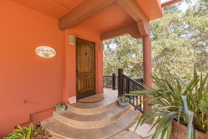 Welcome to Casa de los Sueños casita at Hacienda Felise!