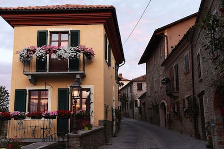 Maison Demetrio - Bossolasco - Haus