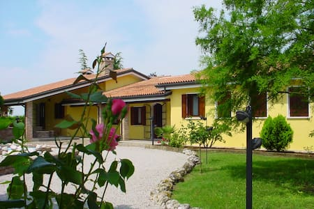 Villa with swimming pool near Verona - Baruchella - Casa de camp