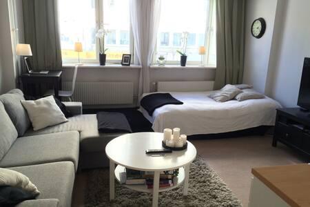 Nice flat in city center - Västerås