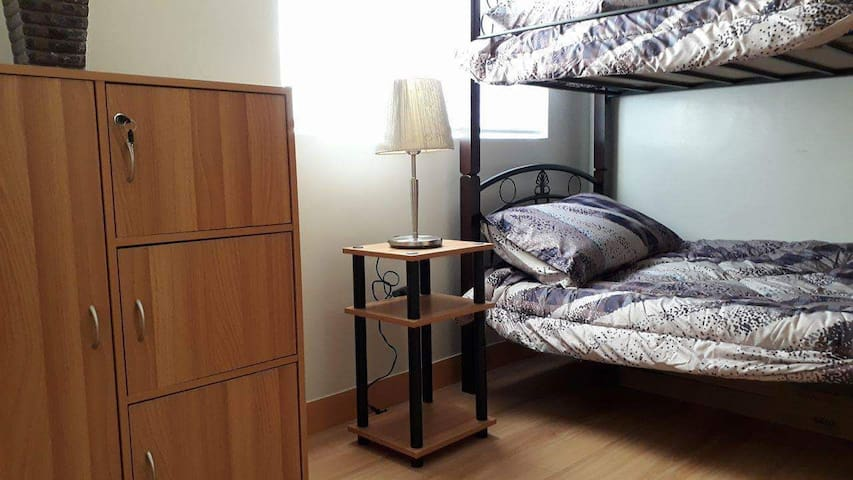 Chill One Bedroom Condominium Unit - Quezon City - Apartment