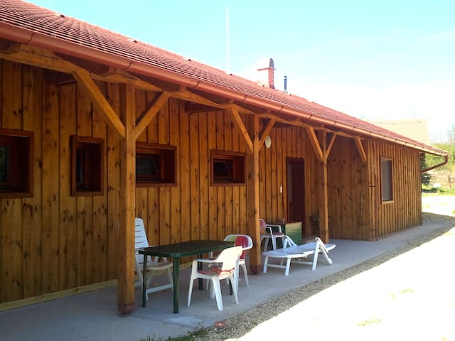 Comfortable cottage house  - Kercaszomor - Appartement