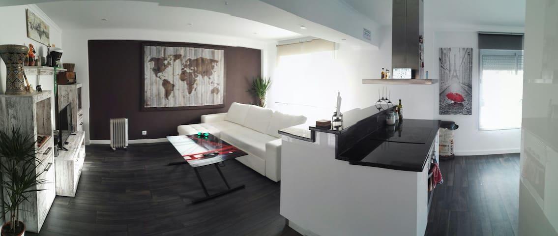 Modern cozy Flat - Paço de Arcos - Huoneisto