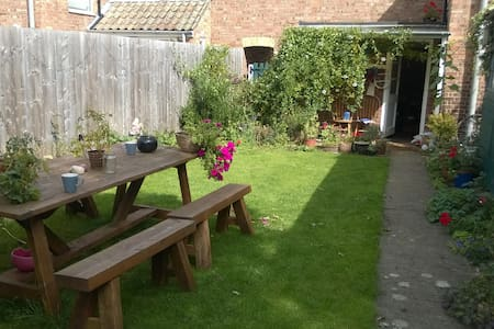 Sunny Room in Charming Cottage - Earith - Haus