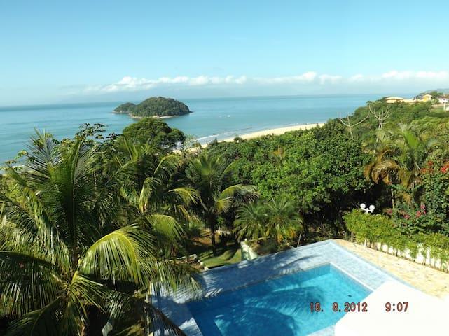 Paraíso em Caraguatatuba