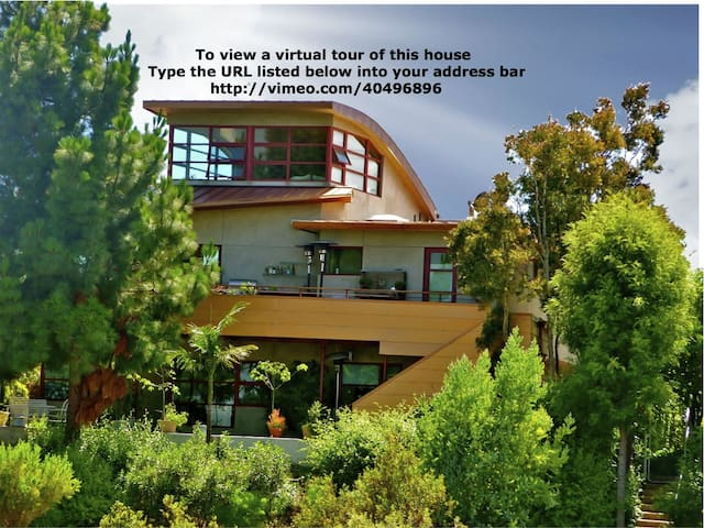 Architectural Gem - Hike to Beach 3 - Los Angeles - Huis